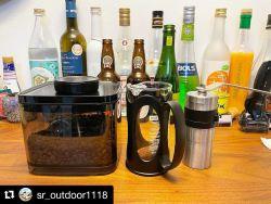 真空保存容器ターンシール_コーヒーキャニスターとしてご利用いただいたお客様のご感想