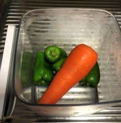 ANKOMN_真空保存容器ターンシール_お客様の声_野菜保存